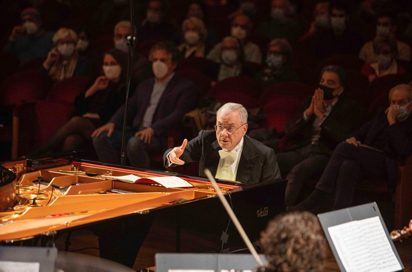 Michele Campanella (foto Marco Borrelli)