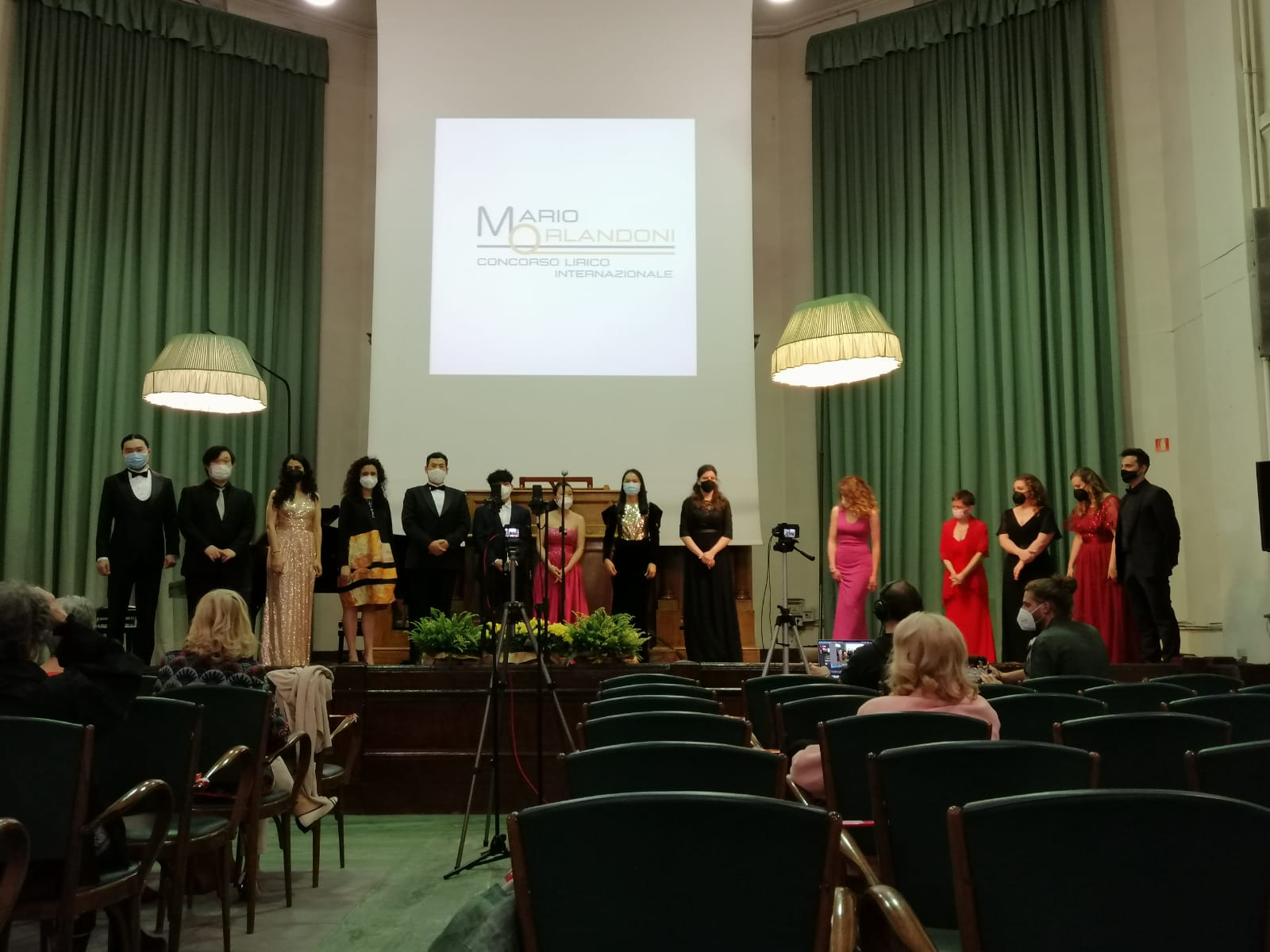 finalisti del Concorso Orlandoni