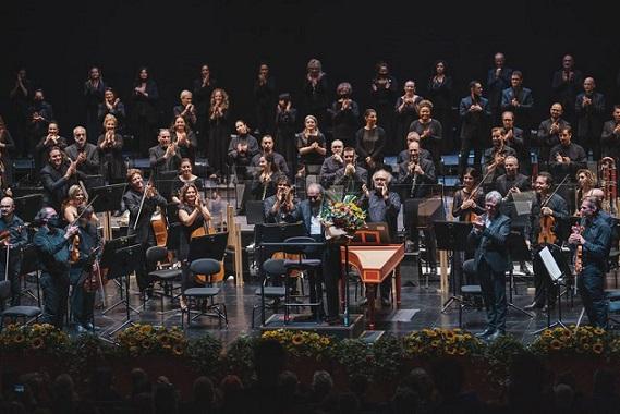 Foto dalla pagina Facebook del Maggio Musicale Fiorentino