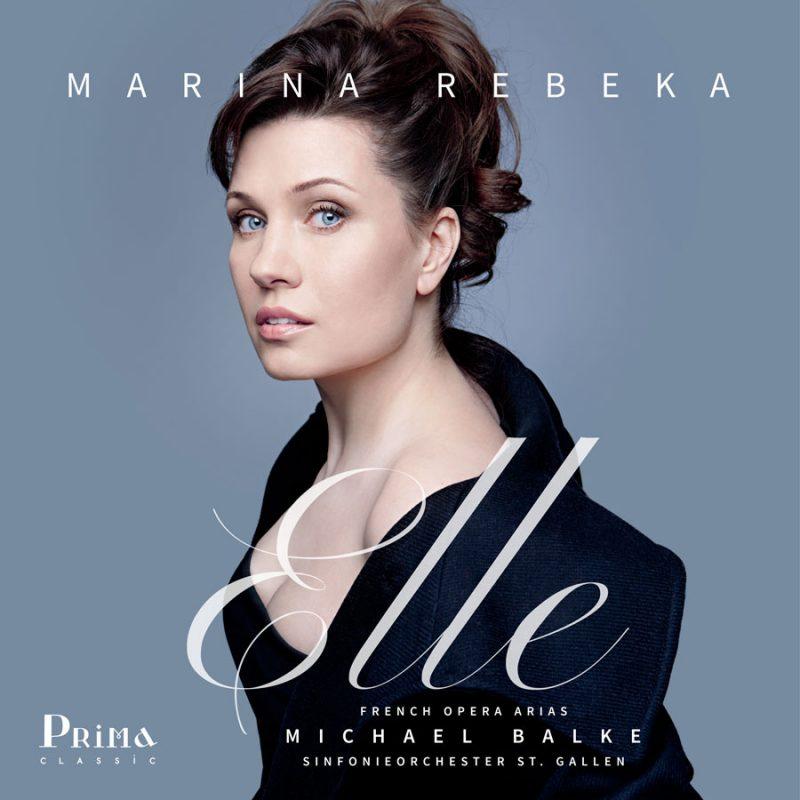 Marina Rebeka - foto @ Prima Classic