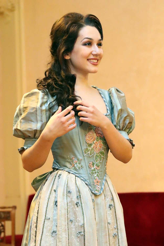 Luisa Miller (Maria Mudryak) - foto Cravedi