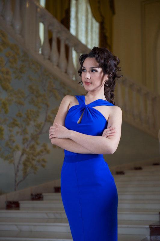 Maria Mudryak - foto di Karla Nur