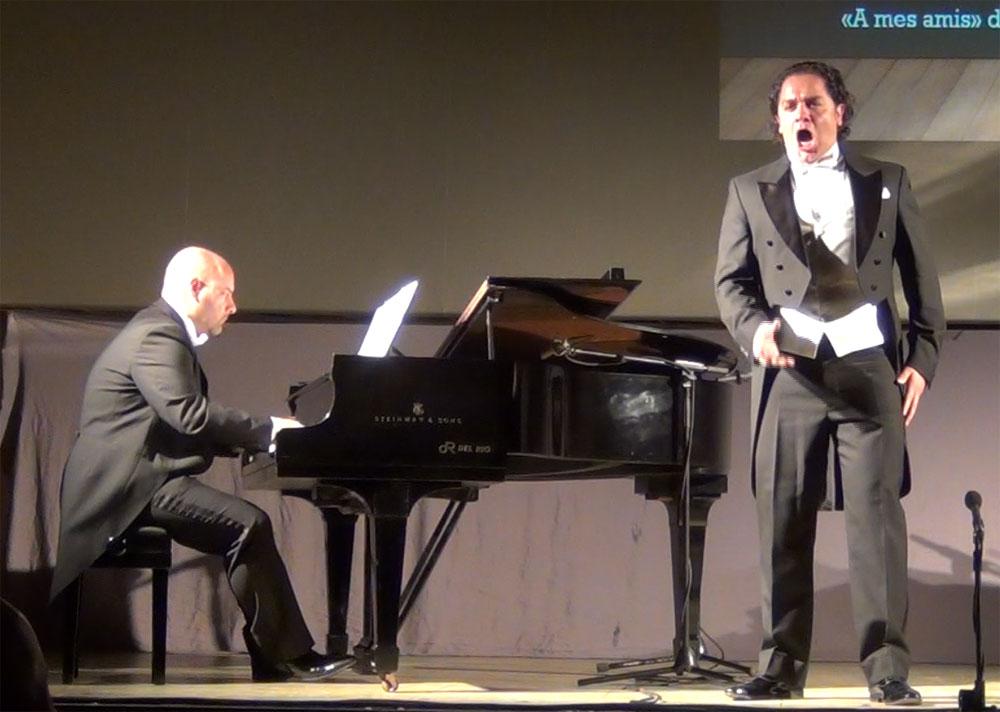 Milo Martani e Juan Pablo Dupre