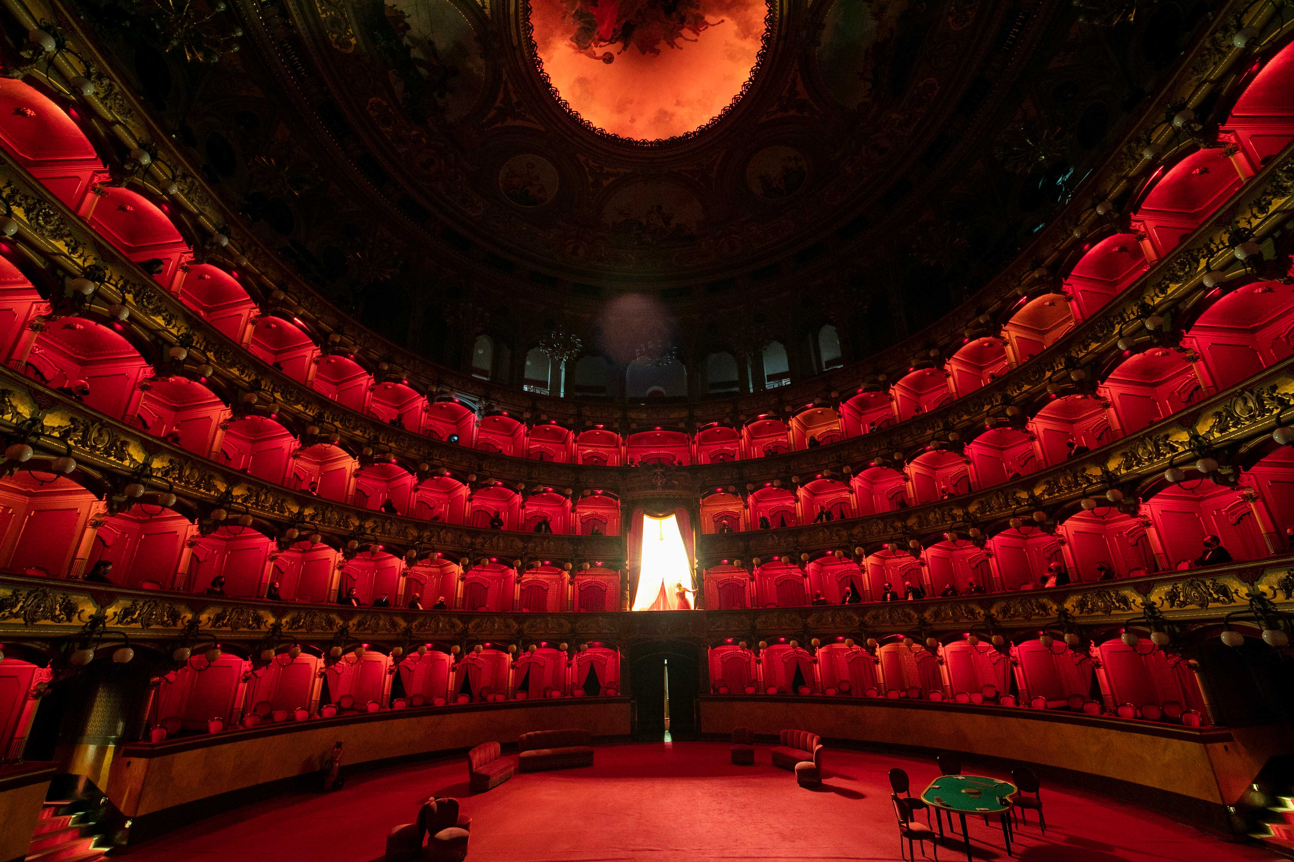 La Traviata - Teatro Massimo Vincenzo Bellini, Catania - ® Giacomo Orlando